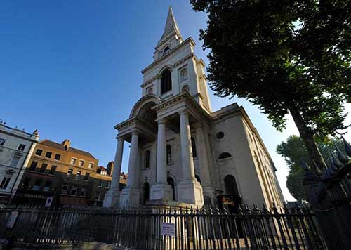 Christ Church Spitalfields